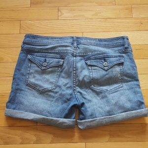 Charlotte Russe Jean Shorts - Size 10